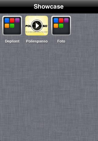 PTShowcaseViewController screenshot