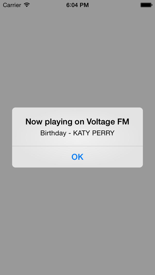 RadioKit screenshot