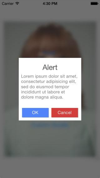 MODropAlert screenshot