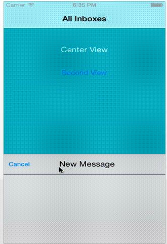ARTEmailSwipe screenshot