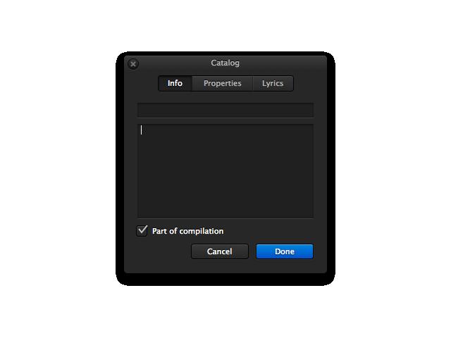 SNRHUDKit screenshot