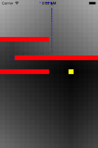 HeatMapPath screenshot
