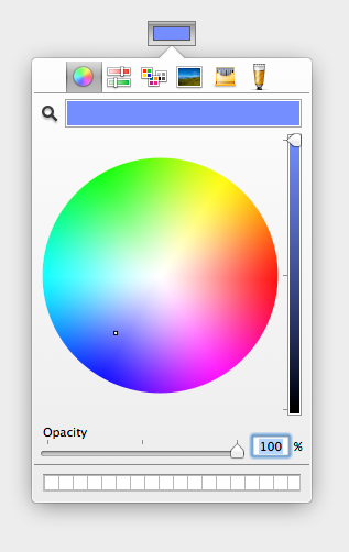 BFColorPickerPopover screenshot