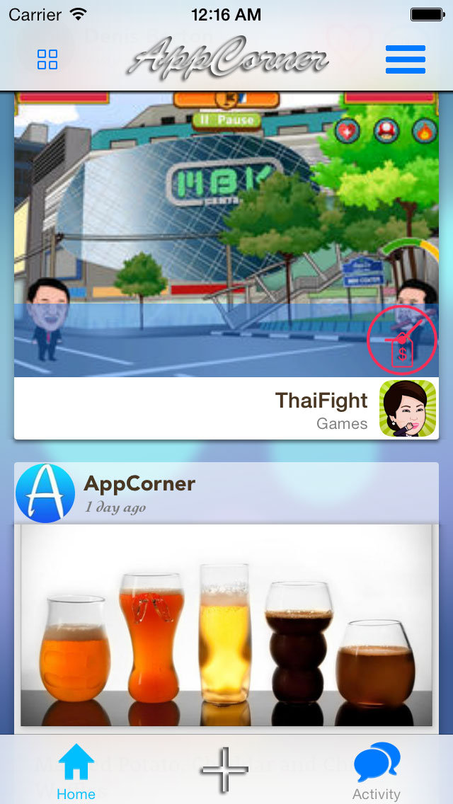 AppCorner-Social screenshot