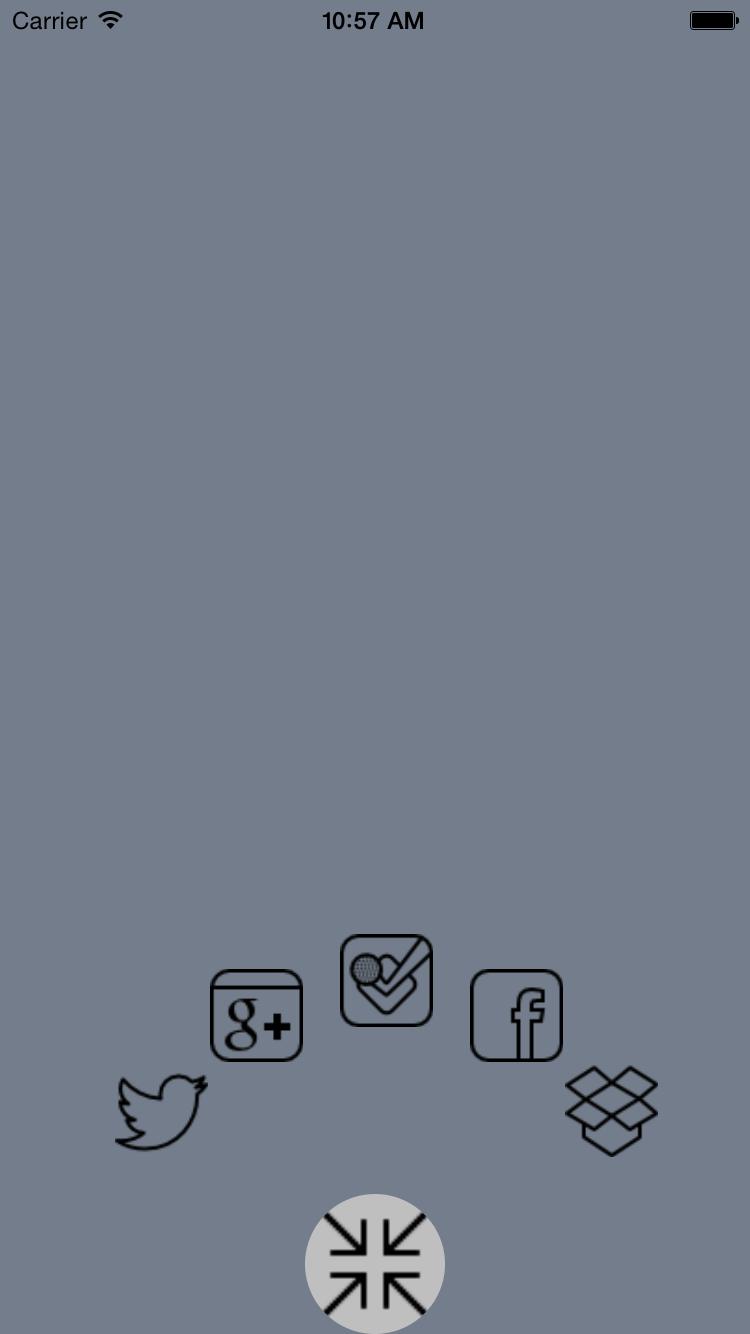 RGButton screenshot