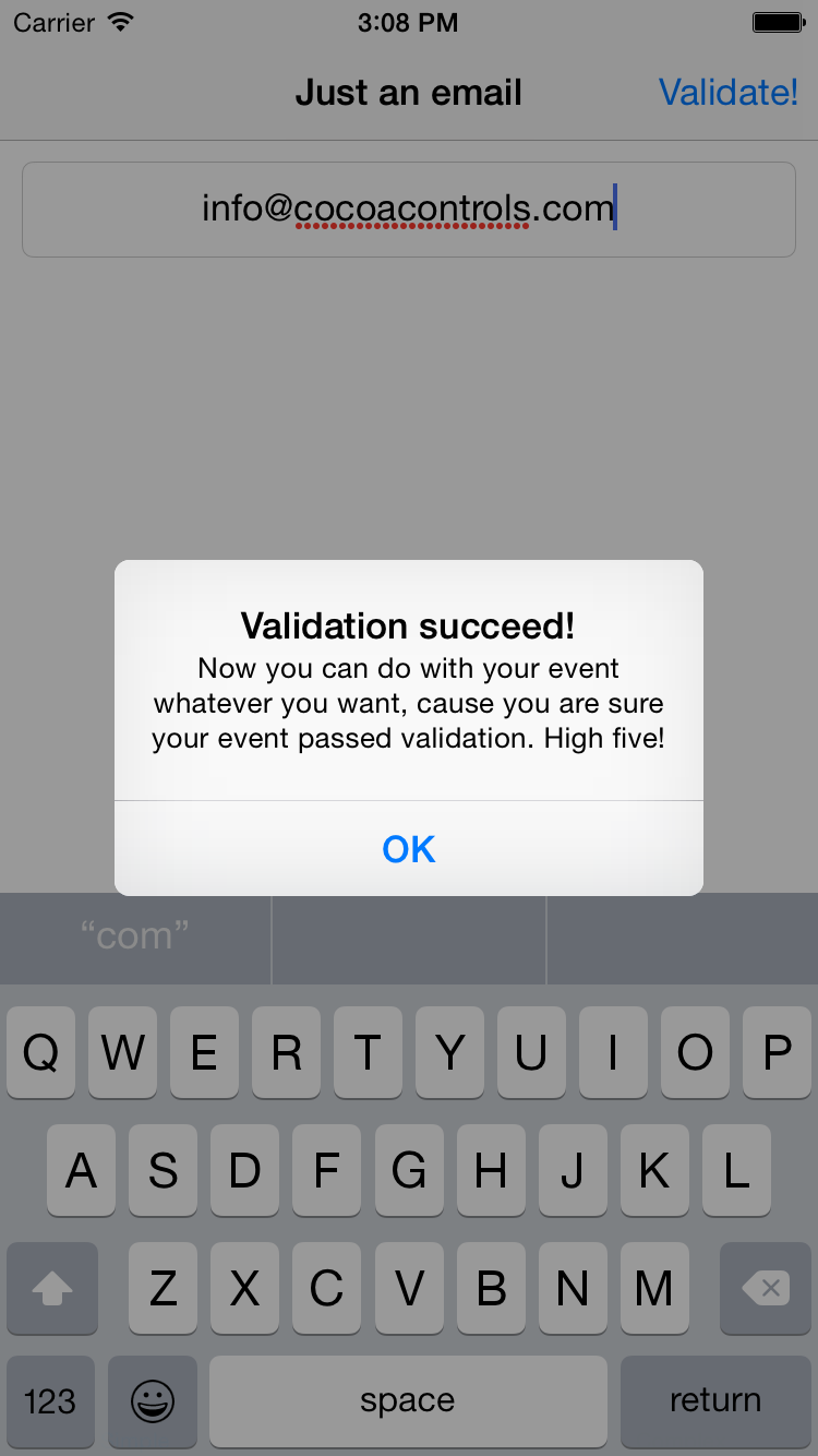 NGRValidator screenshot