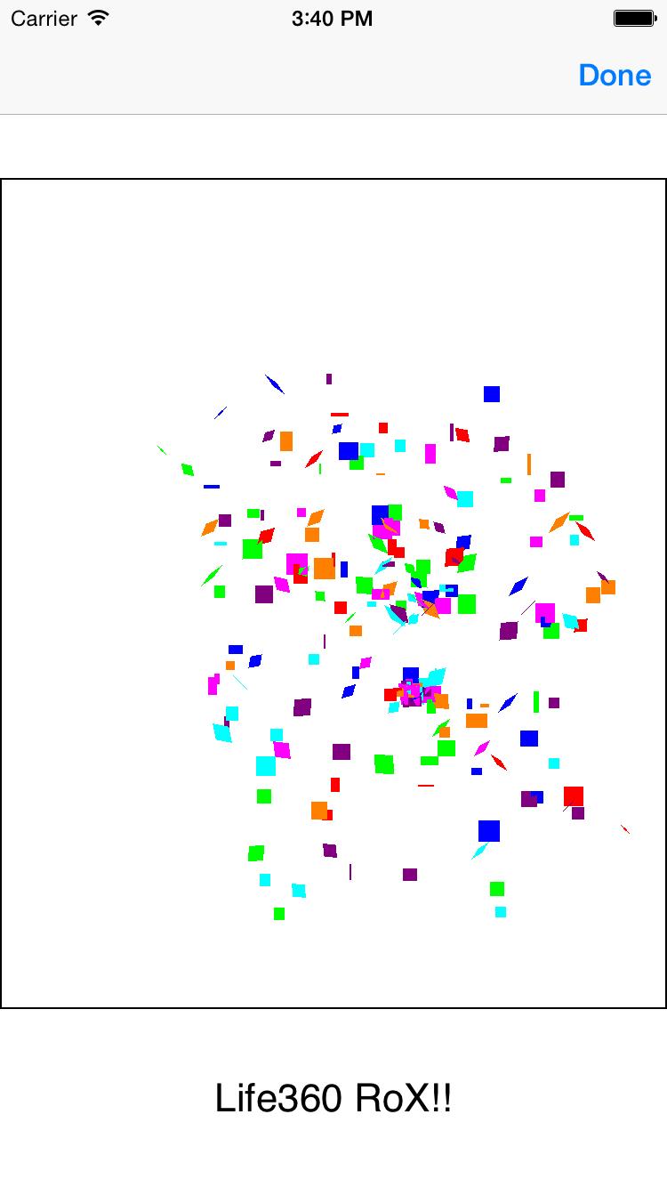L360Confetti screenshot
