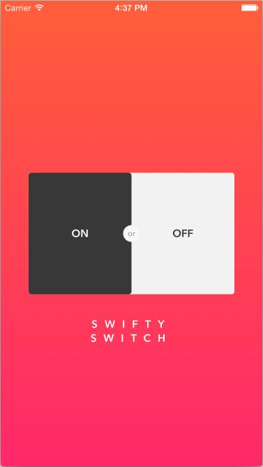 CustomSwitch.swift screenshot