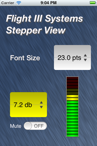 F3Stepper screenshot