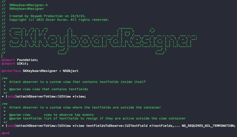 SKKeyboardResigner screenshot