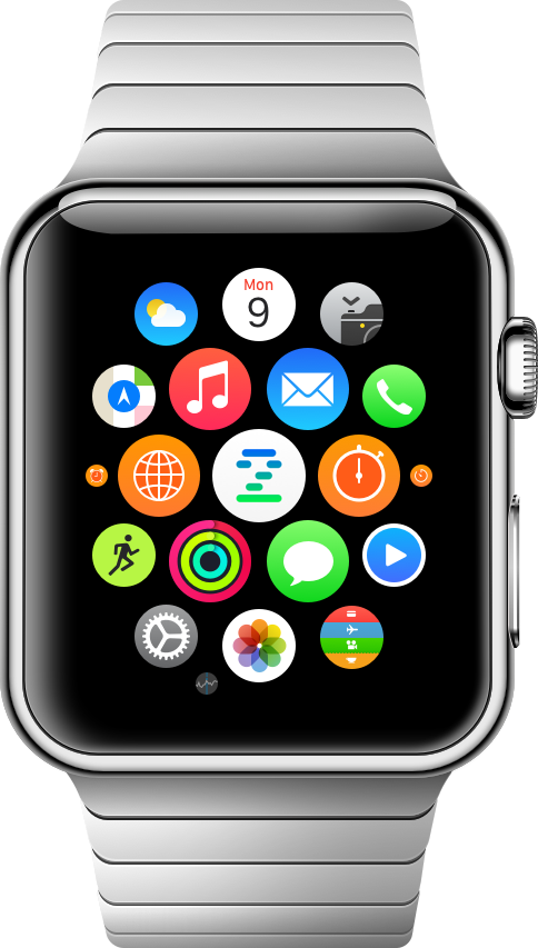 watchOS-2-Sampler screenshot