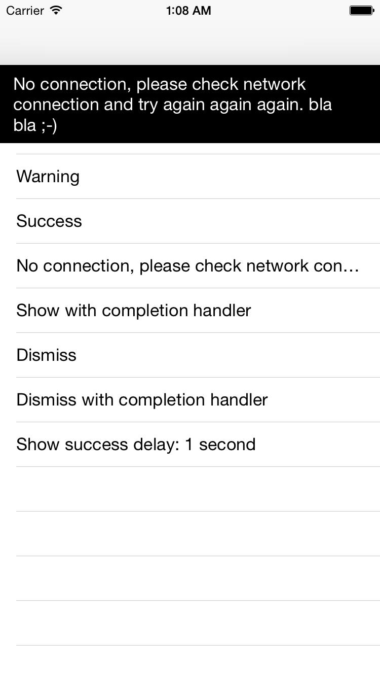 DPNotify screenshot