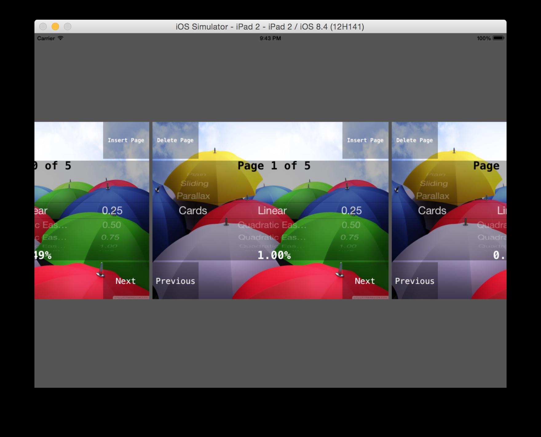 SCPageViewController screenshot