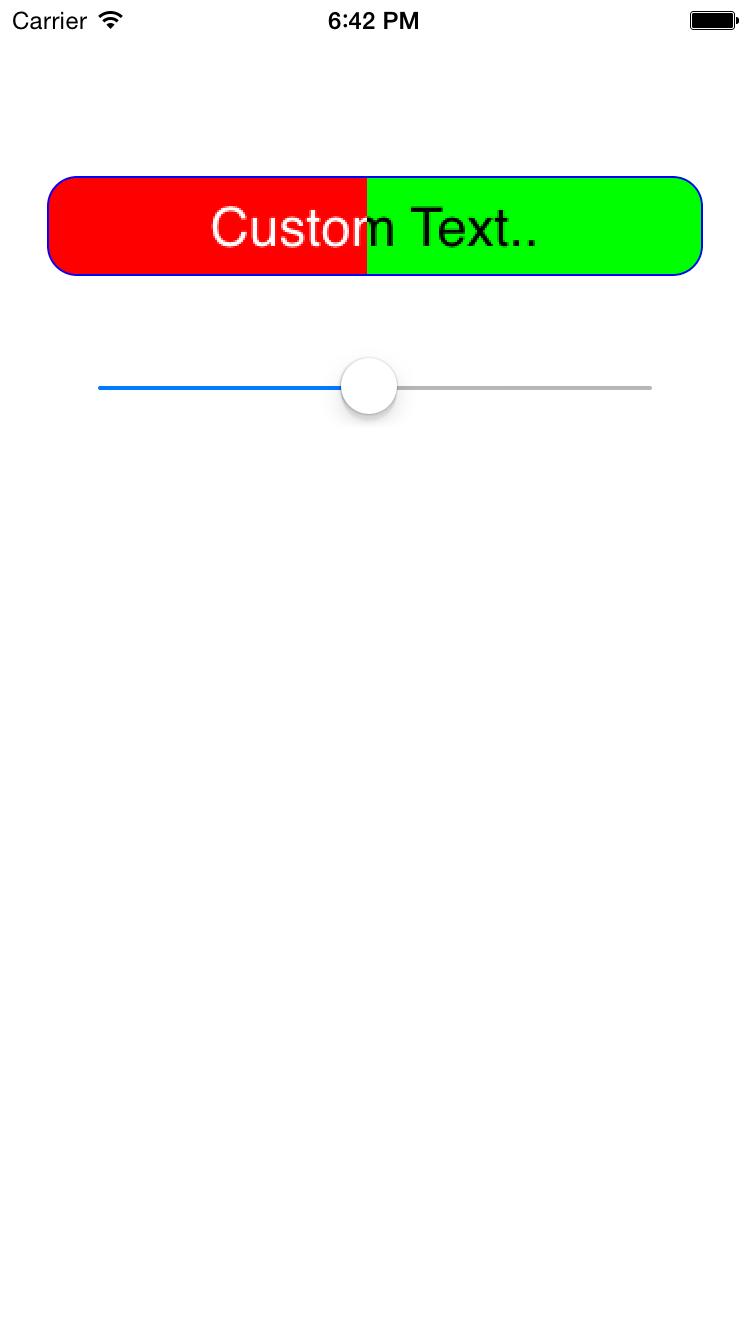 FMProgressBarView screenshot