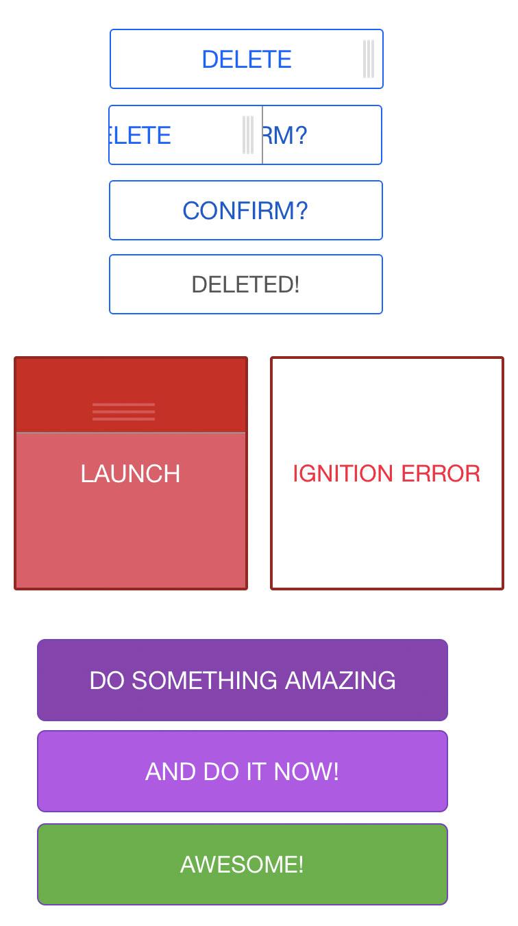 DoubleTapButton screenshot