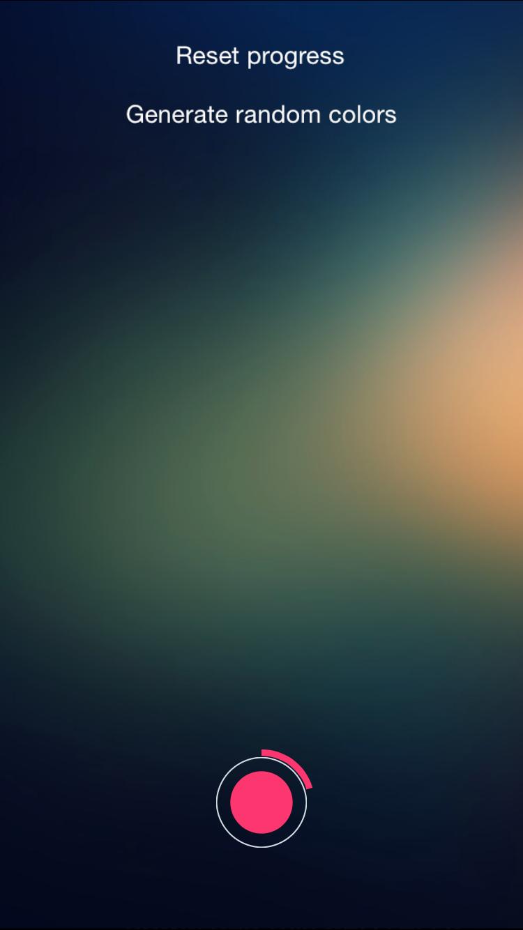SDRecordButton screenshot