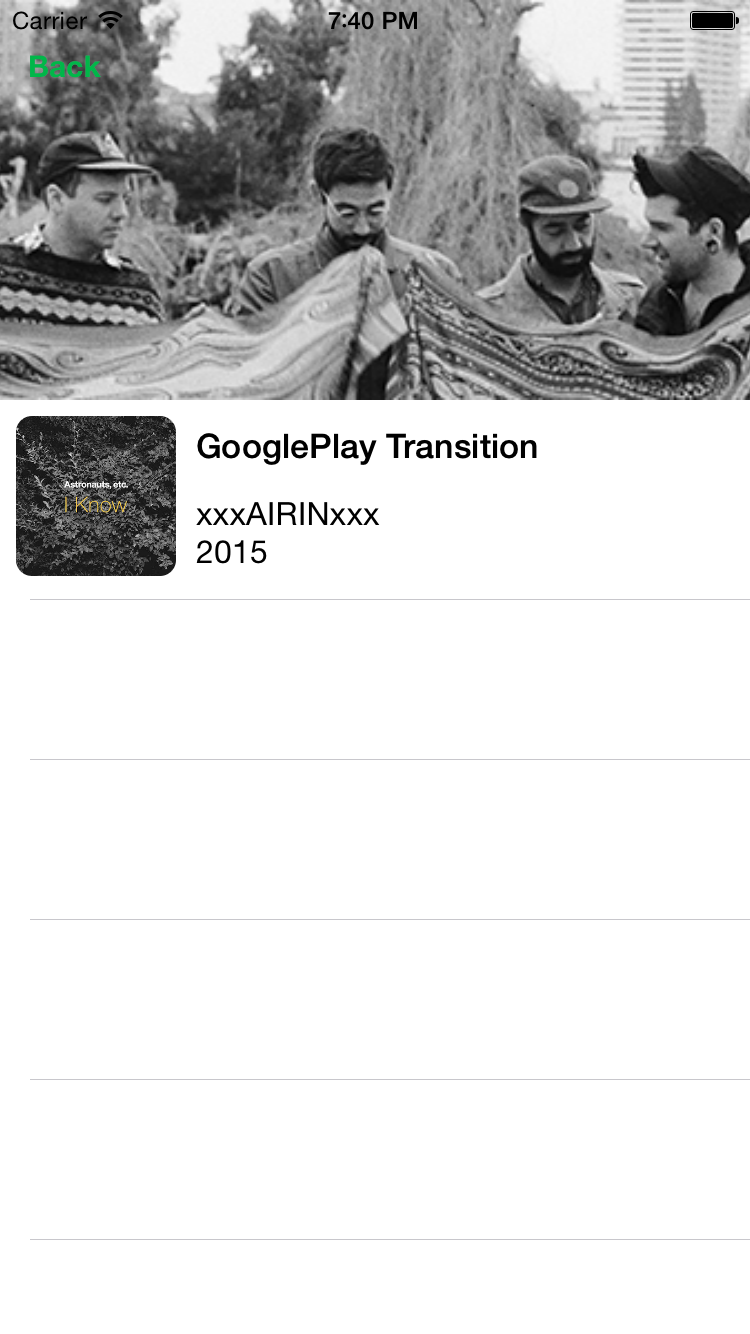 GooglePlayTransition screenshot