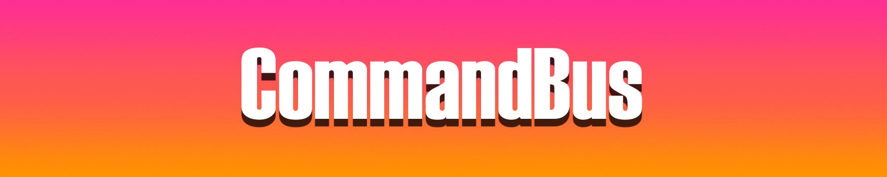 CommandBus screenshot