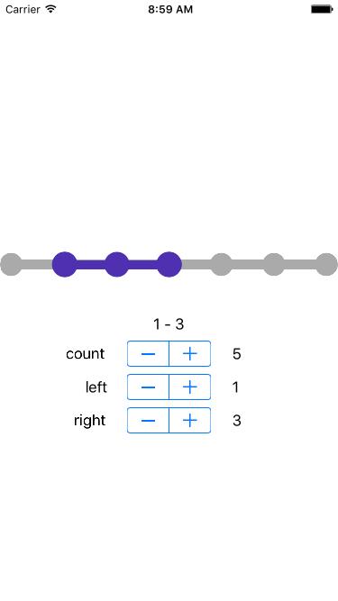 Flat-SlideControl screenshot