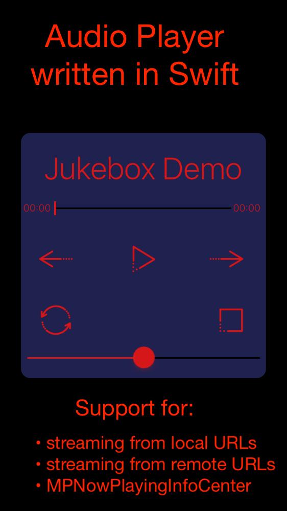 Jukebox for iOS - Cocoa Controls
