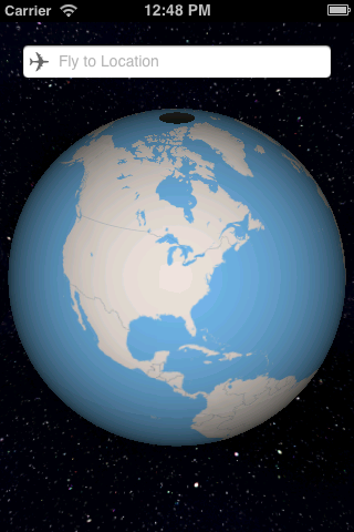 EarthView screenshot