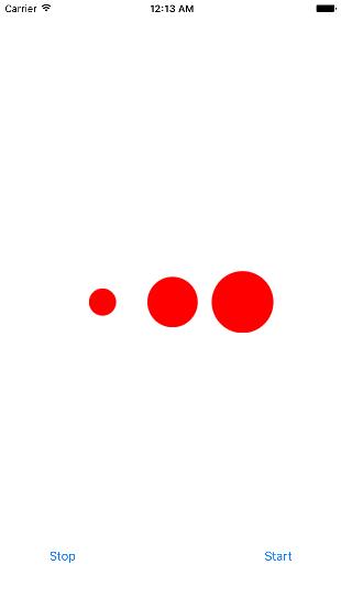 Dots Loader Activity Indicator screenshot