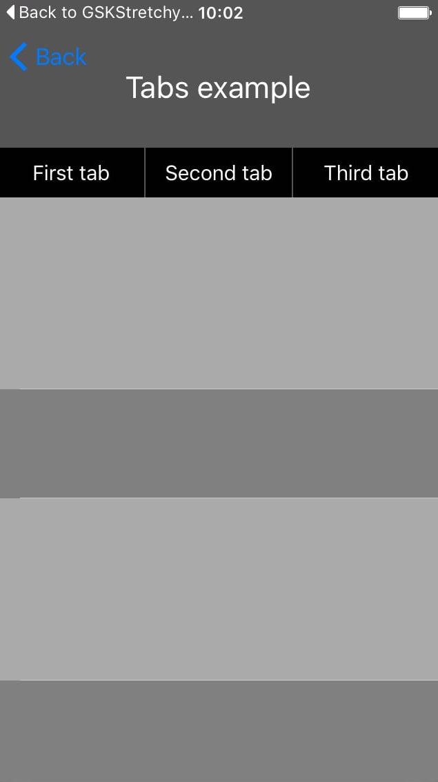 Screenshot of this control