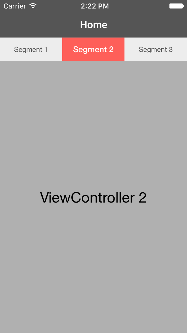 LTPageViewController screenshot