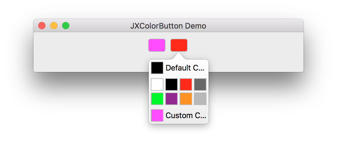 JXColorButton screenshot