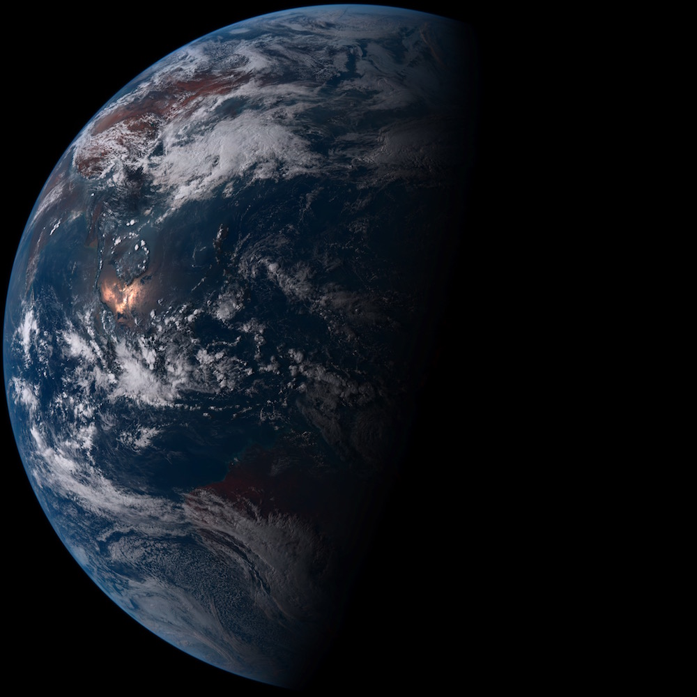 Satellite Earth Image downloader screenshot