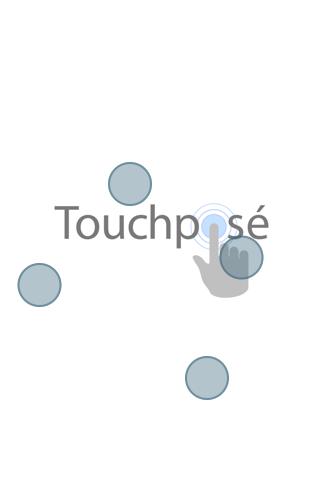 Touchposé screenshot