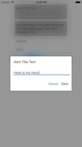 JLAlertController screenshot