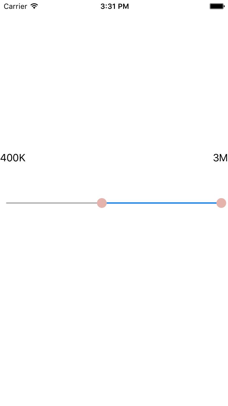 MultiStepSlider screenshot
