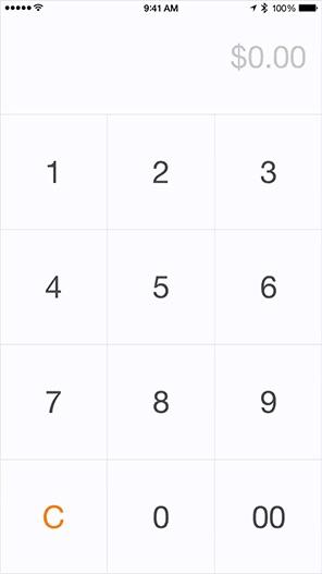 NumPad screenshot