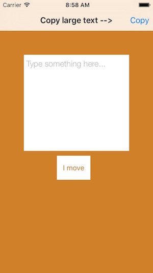 ASJExpandableTextView screenshot